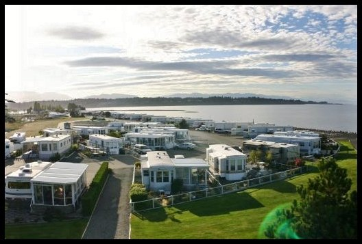 Surfside RV Park in Parksville