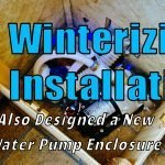 Camco RV Winterizing Kit Installaton Feature Photo
