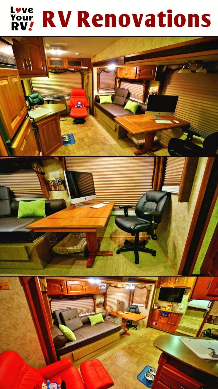 Love Your RV! Summer RV Renovations Part 7 - The Recap https://www.loveyourrv.com #RVing #RVupgrades