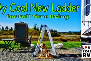 RV Ladder Feature Photo