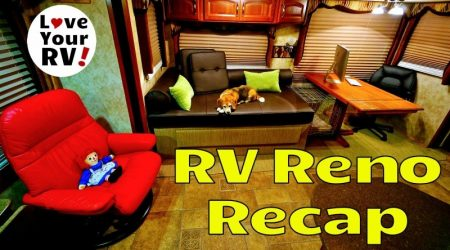 Summer RV Renovation Part 7 – Finished Results