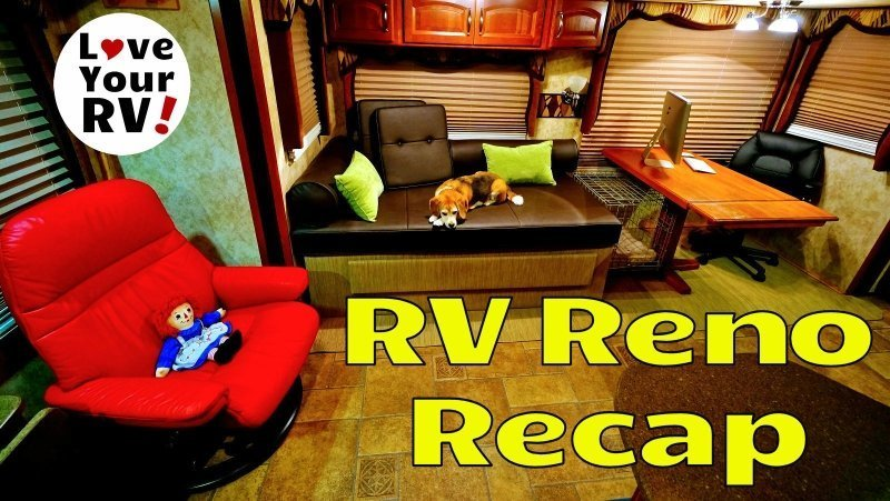 RV Summer Renovations Recap Feature Photo