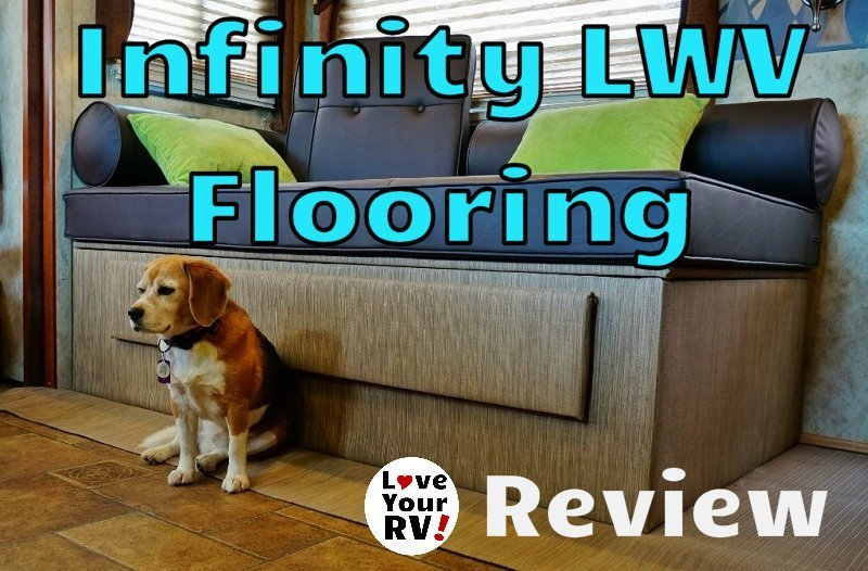Infinity Luxury Woven Vinyl Review Feature photo