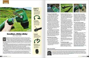 RV Open Road Magazine article