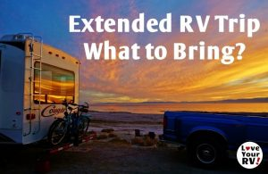 Packing for Extended RV Trip Feature Photo