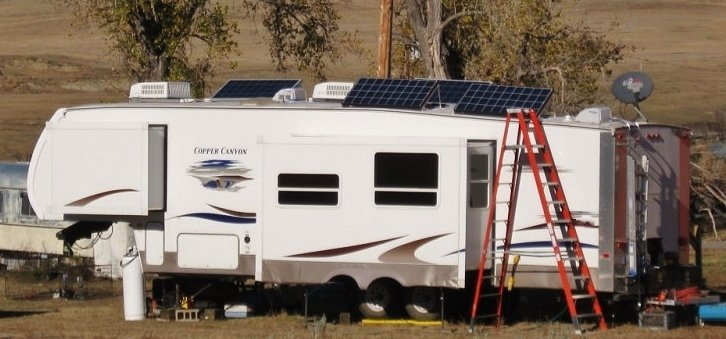 8 Simple Effective Tips for RV Boondocking Solar Power
