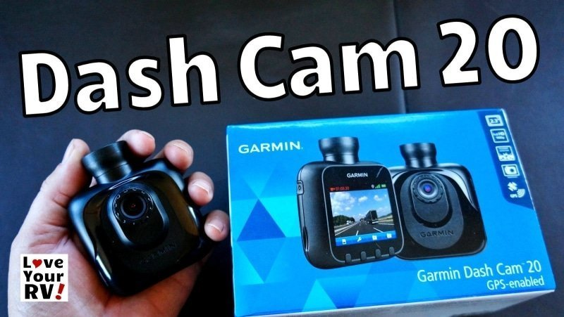 Garmin dash cam 20 Review Feature Photo