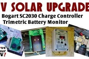 RV Solar Upgrades Feature Photo
