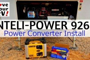 Inteli-Power PD9260CV power converter install feature photo