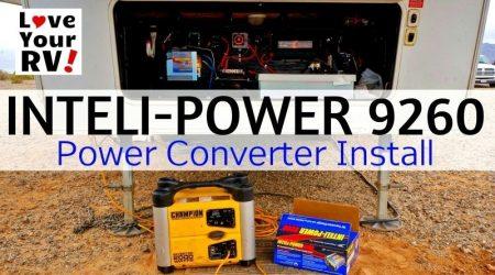 Installing an INTELIPOWER Converter for Better Battery Charging