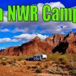 Camping in the Kofa NWR feature photo
