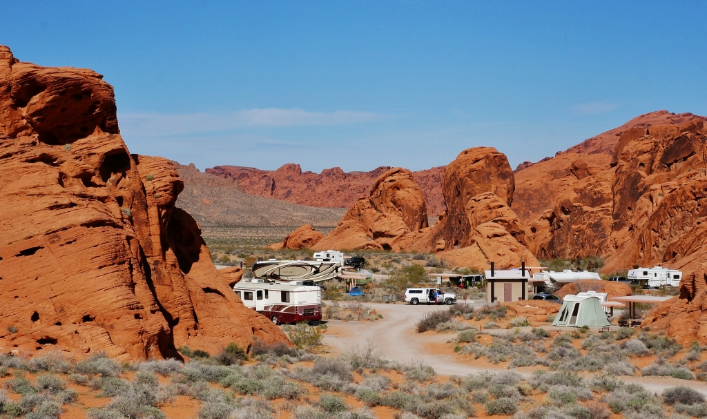 Return Visit to Valley of Fire State Park Nevada