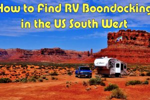 Find Boondocking in the Southwest Feature Photo