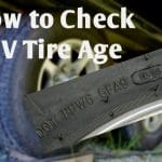 How to Check RV Tire Age Feature Photo