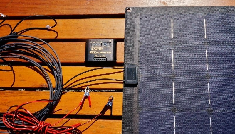 Lensun solar kit