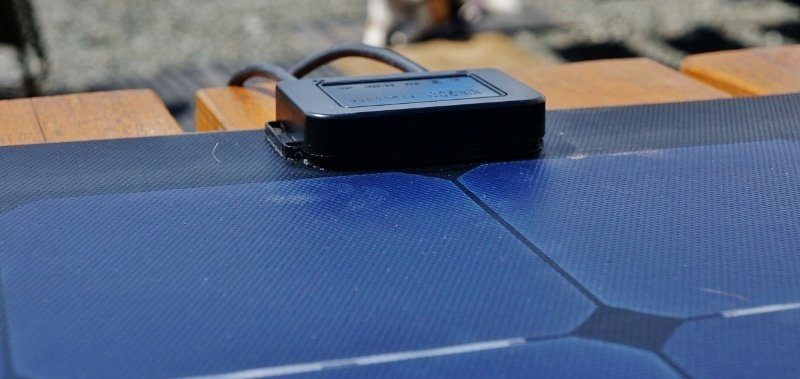 Lensun solar panel junction box