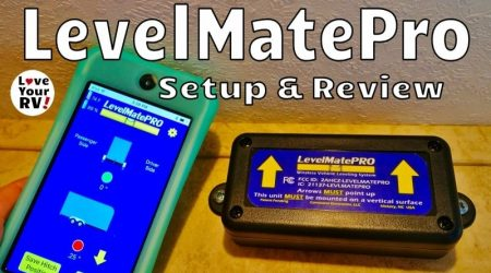 LevelMatePRO High Tech RV Leveling Aid Review