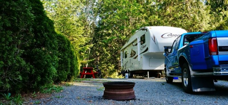 Rondalyn RV Resort Site 46