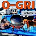 O-Grill Propane RV Barbecue Grill Review Feature Photo