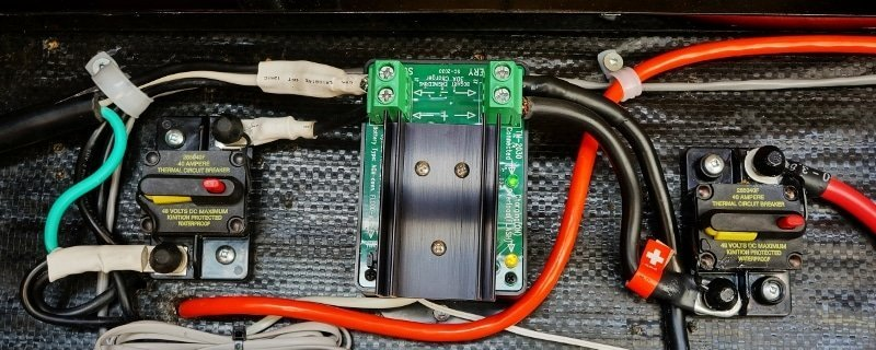 Bogart SC2030 solar charge controller