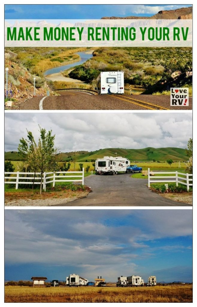 How To Rent Your RV - advice and tips to make money by renting out your motorhome, camper, van, trailer, etc - https://www.loveyourrv.com/ #RV #RVlife RVrentals