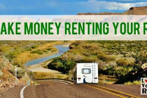Make money renting your RV feature photo