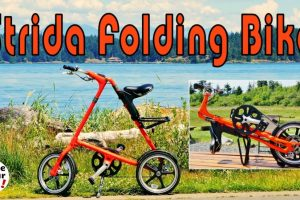 Strida Folding Bike Review Feauture Photo