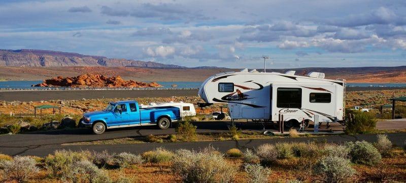 camped-in-utah