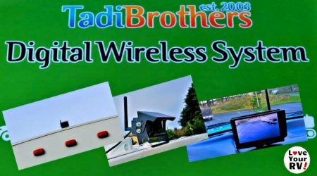 Reviewing the TadiBrothers Wireless RV Backup Camera