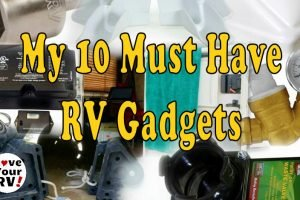 10 Must Have RV Gadgets Feature Photo