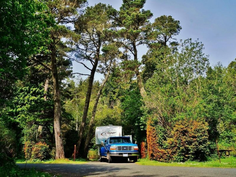 Cheap Campsites Vancouver Island