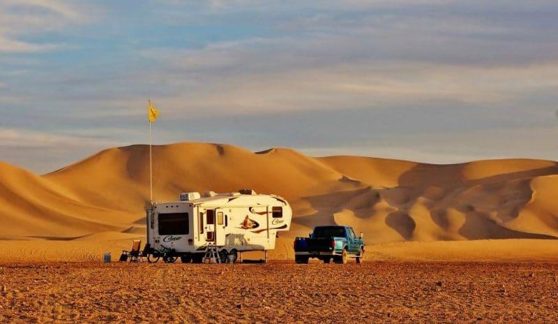 Dumont Dunes California
