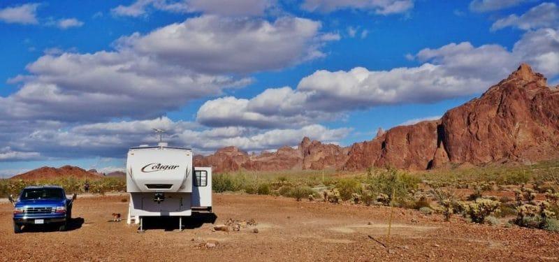 KOFA NWR Arizona