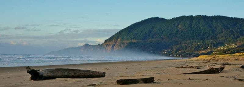 Nehalem Beach Oregon