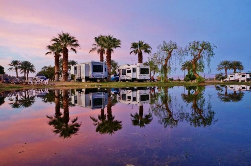 Oasis Palms RV Resort