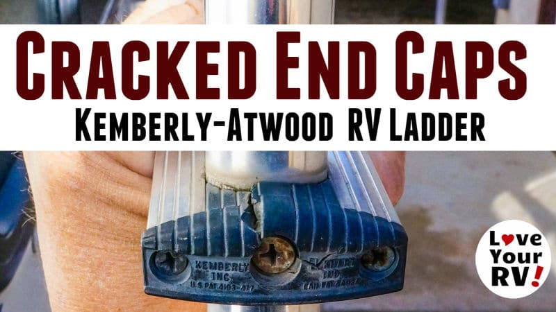 Kemberly Atwood Rv Ladder Safety Tip