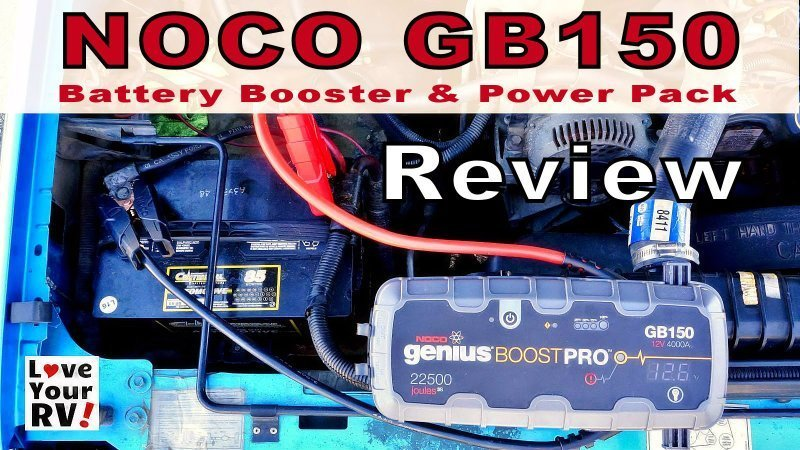Noco GB150 Review Feature Photo