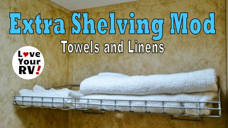 Superb Extra Rv Shelving Mod For Our Towels And Linens Download Free Architecture Designs Scobabritishbridgeorg