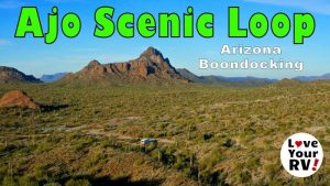 Ajo Scenic Loop Drive Feature Photo