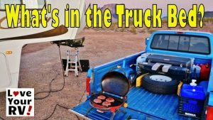 What We Carry in the Truck Bed Feature Photo