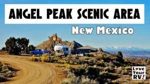 Angels Peak Scenic Area Feature Photo