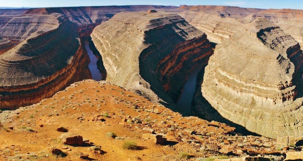 Goosenecks State Park Utah