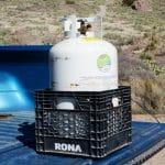 LP Gas Tank Tip Feature Photo