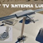RV TV Antenna Lube Feature Photo