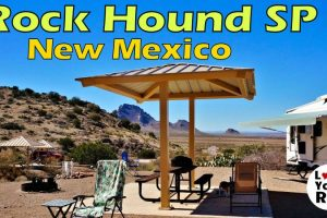 Rock Hound State Park Feature Photo