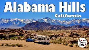 Alabama Hills California Feature Photo