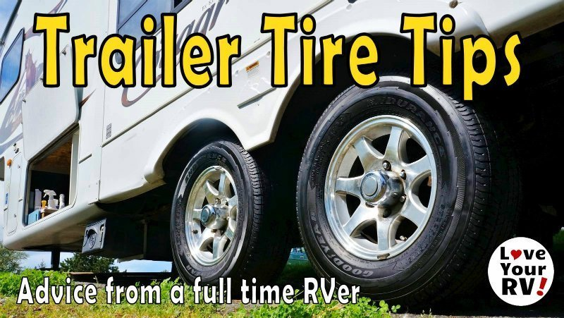 Fifth Wheel Trailer Tire Tips feature photo