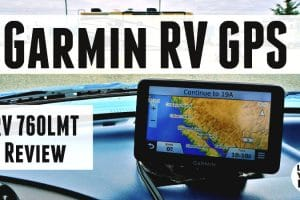Garmin RV GPS Review Feature Photo