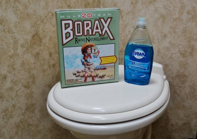 Borax and Dawn