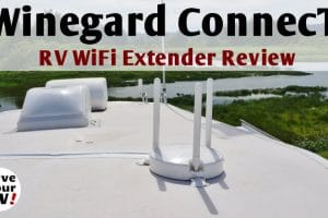 Winegard ConnecT RV WiFi Extender Feature Photo